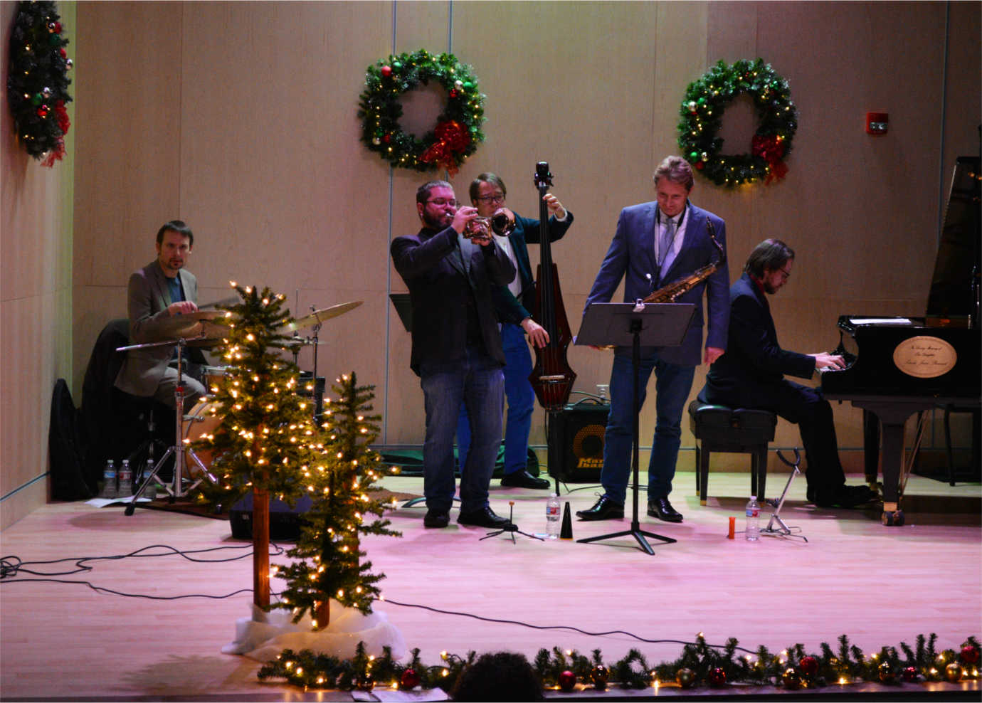 Holiday concerts at the Longmont Museum rank among the community's favorite events. Image courtesy of the Longmont Museum.