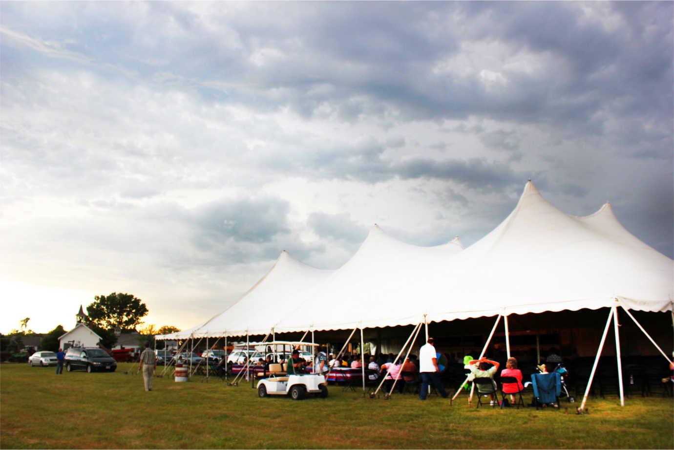 Nebraska Chautauqua brings high-quality humanities programming to rural areas. Image courtesy of Humanities Nebraska.