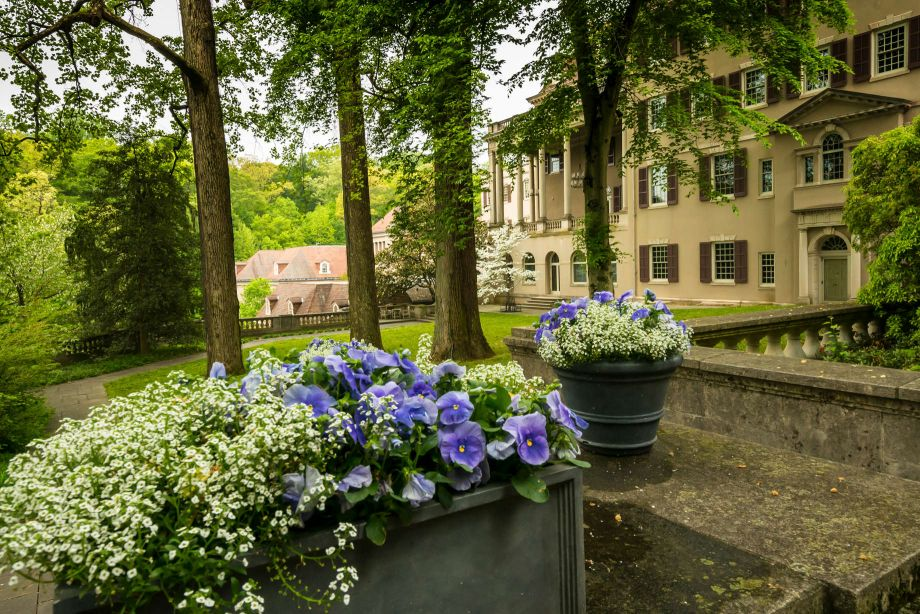 NEH funding has supported work at Winterthur Museum, Garden & Library since the 1970s, helping the organization protect and showcase an unparalleled collection of American Decorative Arts. Image courtesy of Winterthur.