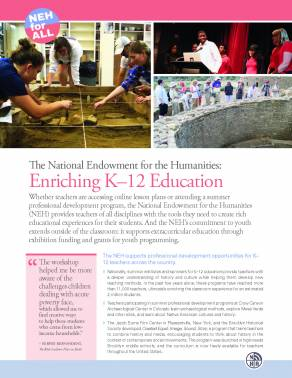 Enriching K–12 Education
