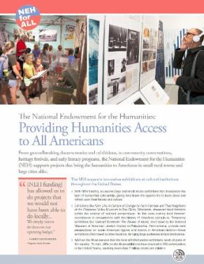 Providing Humanities Access