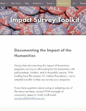 Impact Survey Toolkit