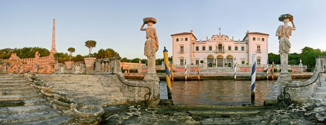 A Gilded-Age Mansion and Its Treasures in Miami