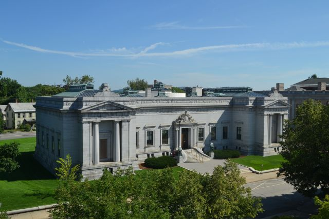 The New Hampshire Historical Society's historic building. Image courtesy of the Society.