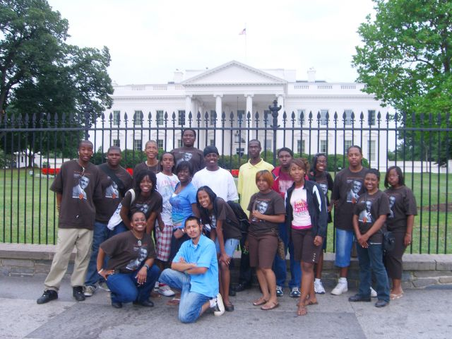 Developing Young Leaders Through Civil Rights History