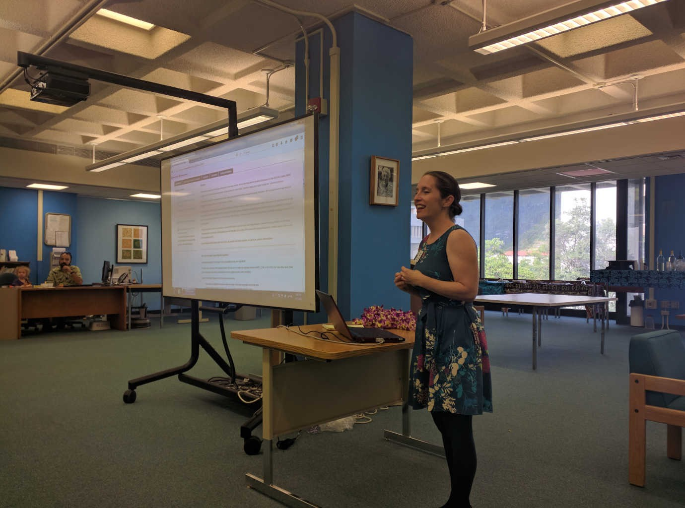 Georgetown Slavery Archive Provides Educational Outreach ...  |External Outreach Events